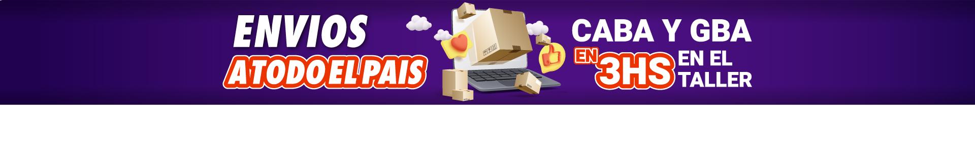 ENVIO GRATIS AMBA Y CABA